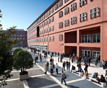 3 diplomati all'Università Bicocca di Milano