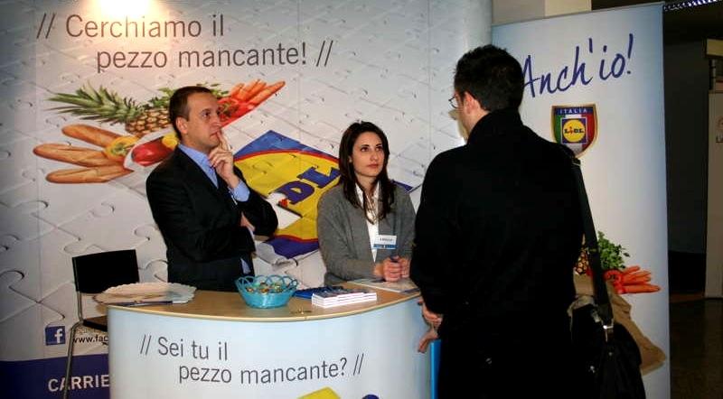 Job Meeting Pisa