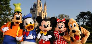 Diventare personaggio Disney