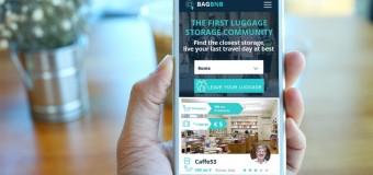 BAGBNB: parte da Roma, la prima startup dedicata al deposito bagagli