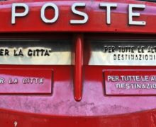 Poste Italiane assume figure di Front End